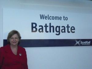 bathgate Railway Station Cropped