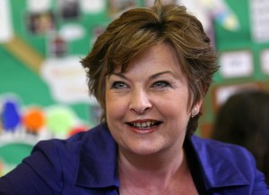 Fiona Hyslop MSP Cabinet Secretary for Education