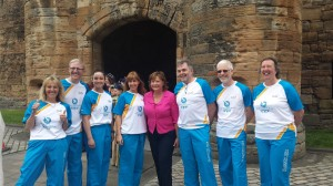 Baton Relay - West Lothian