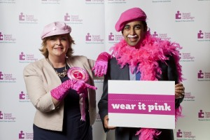 Fiona Hyslop & Humza Yousaf 1 Wear it Pink 2014 resized for web