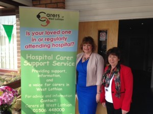 Carers of WL New Premises Opening